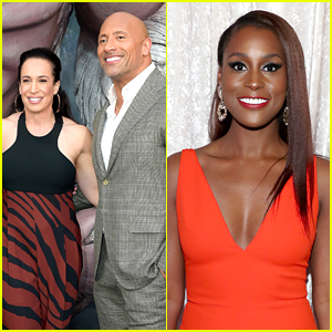 Dwayne Johnson Teams Up With Dany Garcia & Issa Rae on New HBO Wrestling Series