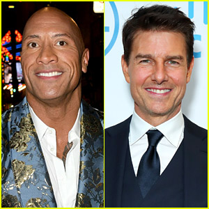 Dwayne Johnson Reveals the Role He Lost to Tom Cruise