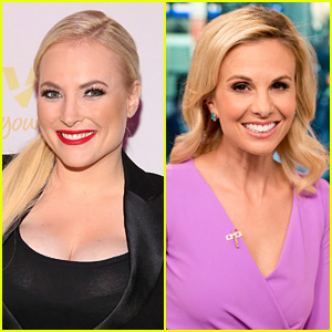 Meghan McCain Calls Out Elisabeth Hasselbeck's Comments About Coronavirus - Watch! (Video)
