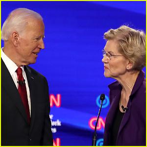 Senator Elizabeth Warren Endorses Joe Biden for President