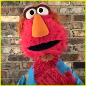 Elmo's Dad Louie Reminds Parents To Take A Moment For Themselves While at Home With Kids