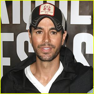 Enrique Iglesias Dances With 2-Month Old Daughter Mary In Cute Video