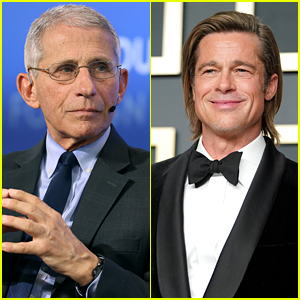 Dr. Anthony Fauci Says Brad Pitt Should Play Him on 'SNL'