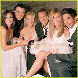 'Friends' Cast Invites Fans To Reunion Special To Benefit All In Challenge