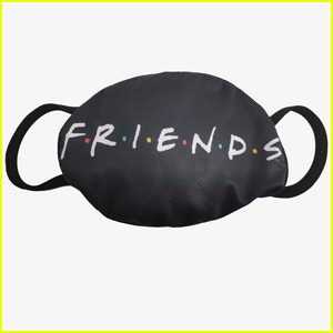 You Can Buy a 'Friends' Face Mask for Less Than $20!