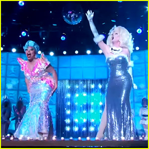 Watch the 'RuPaul's Drag Race' Contestants Lip Sync to 'Let It Go' (Video)
