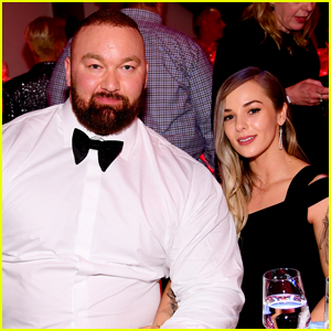 'Game of Thrones' Star Hafthor Julius Bjornsson aka The Mountain & Wife Kelsey Henson Expecting First Baby!