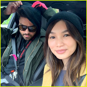 Dominic Cooper & Gemma Chan Have Been Delivering Meals to the NHS Staff in London