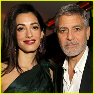 George & Amal Clooney Donate Over $1 Million to Coronavirus Relief Efforts