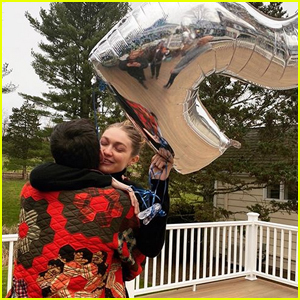 Was Gigi Hadid's Birthday Party Also a Gender Reveal Party?