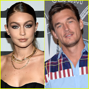 Tyler Cameron Responds to Troll Saying He's the Father of Gigi Hadid's Baby
