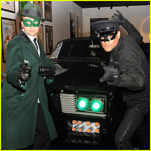 New Movie With Green Hornet & Kato Coming From Universal ...