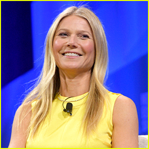 Gwyneth Paltrow Loves Going Makeup Free