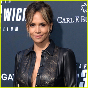 Halle Berry Details Her New Workout Routine at Home & It Includes Son Maceo!
