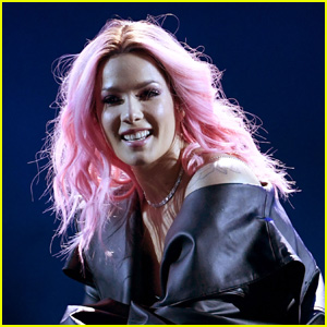 Halsey Buys 100,000 Masks for Hospitals Amid Pandemic