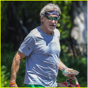 Harrison Ford Heads Out for a Tennis Match Amid Quarantine