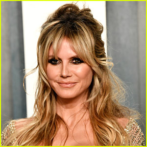Heidi Klum's Go To Moisturizer Only Costs $18!
