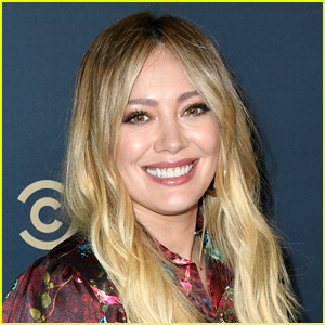 Hilary Duff Lets Luca, 8, Do Her Makeup & Reveals the Result!