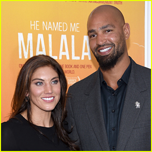Hope Solo Welcomes Twins with Husband Jerramy Stevens