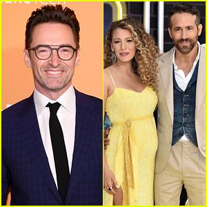 Hugh Jackman Jokes That Quarantining With Ryan Reynolds Must Be 'Brutal' for Blake Lively