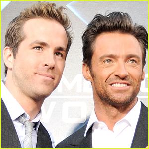 Hugh Jackman & Ryan Reynolds' Famous Feud Began Because of Scarlett Johansson