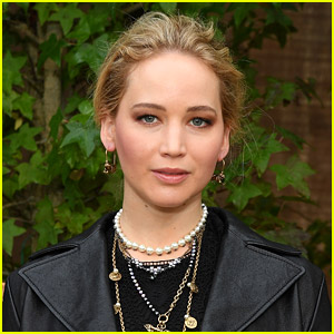 Jennifer Lawrence Records a Video While in Isolation to Support Vote-At-Home Measures