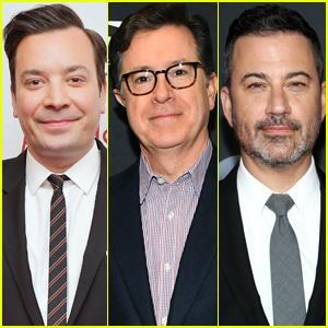 Jimmy Fallon, Stephen Colbert, & Jimmy Kimmel to Host Star-Studded Global Fundraiser for Coronavirus Relief