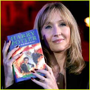 J.K. Rowling Launches 'Harry Potter at Home' to Entertain Families While Social Distancing
