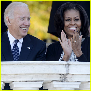 Joe Biden Would Choose Michelle Obama as Vice President 'In a Heartbeat,' But...