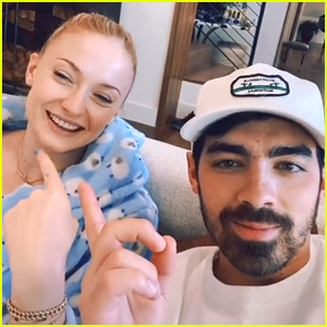 Joe Jonas & Sophie Turner Prove They Know Each Other Pretty Well While Doing TikTok Couples Challenge