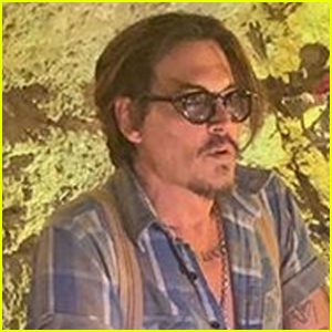 Johnny Depp Makes Instagram Debut - See His First Post!
