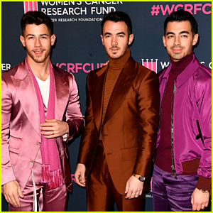 The Jonas Brothers Crash Zoom Calls With Fans Who Watched 'Happiness Continues'
