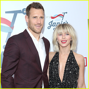 Julianne Hough Opens Up About Quarantining Away From Husband Brooks Laich