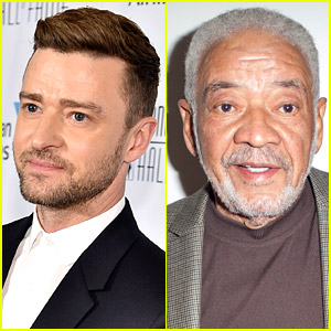 Justin Timberlake Pays Tribute to His Idol, the Late Bill Withers