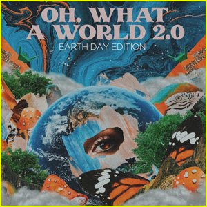 Kacey Musgraves Releases 'Oh, What a World 2.0' for Earth Day - Watch the Music Video!