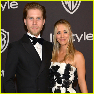 Kaley Cuoco Opens Up About Officially Living With Husband Karl Cook Now