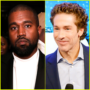 Kanye West & His Choir Pull Out of Joel Osteen's Easter Service for Safety Reasons