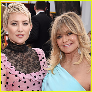 Goldie Hawn Changed Kate Hudson's Name While in Labor!