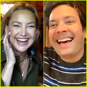 Kate Hudson Says She Would've Dated Jimmy Fallon If He Pursued Her 20 Years Ago