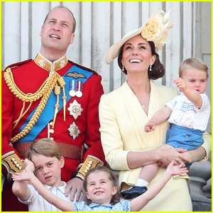 Duchess Kate Middleton Is a 'Very Strict' Parent With Regard to Screen Time