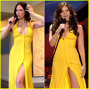 Katharine McPhee Wears Her 'American Idol' Outfits 14 Years Later for Special Instagram Show!