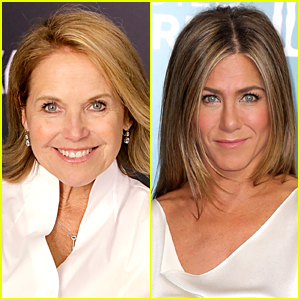 Katie Couric Shares Thoughts on 'The Morning Show' & Jennifer Aniston's Performance