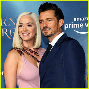 Katy Perry Reveals She & Orlando Bloom Are Expecting a Girl!
