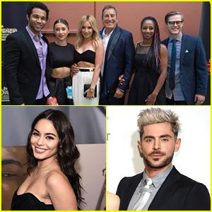 Original 'High School Musical' Cast Are Reuniting For Disney Family Singalong - Including Zac Efron!