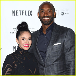 Vanessa Bryant Celebrates Late Husband Kobe Bryant's Book Success in Emotional Post