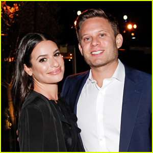 Lea Michele Is Pregnant, Expecting First Child with Zandy Reich