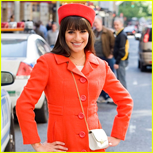 Lea Michele's Rachel Berry Was Also Pregnant in 2020 & Fans Love the Parallels!