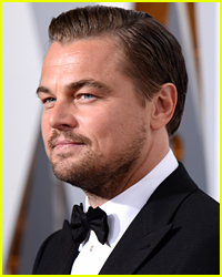 Leonardo DiCaprio & Girlfriend Camila Morrone Wear Masks to Walk the Dog