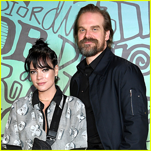 Lily Allen's At-Home Birthday Party for David Harbour Made Him 'Feel Like a Kid Again'