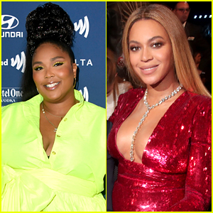 Lizzo Just Saw That Beyonce Wished Her Happy Birthday & Is Freaking Out Over It